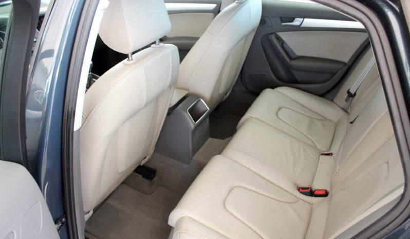 AUDI A4 BERLINA 2.0 TDI 143 CV completo