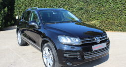 VW TOUAREG 3.0 TDI TIPTRONIC BlueMotion