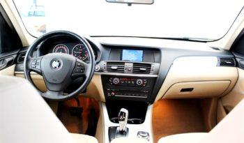 BMW X3 Xdrive 2.0d FUTURA completo