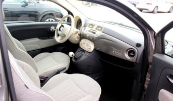 FIAT 500 Easy Power GPL LOUNGE completo