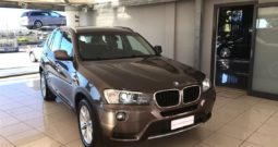 BMW X3 Xdrive FUTURA